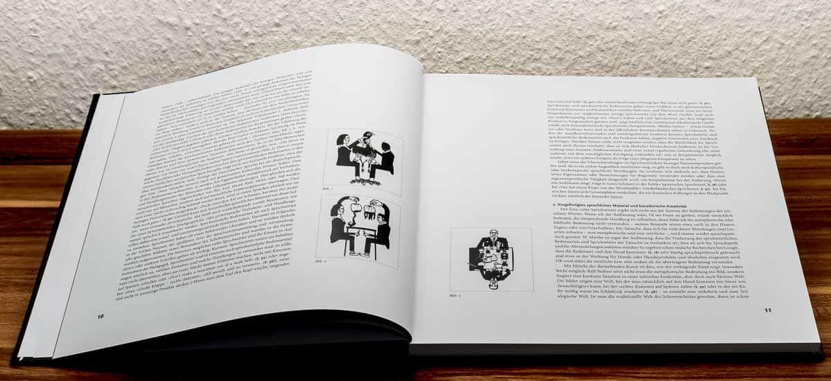 Blick ins Buch