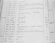 Das »Schaltbuch« liegt noch offen da, als wäre gerade erst Schichtwechsel gewesen.