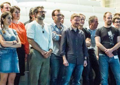 Gruppenbild der Experten