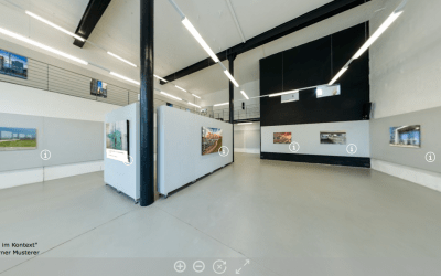 360-Grad-Ausstellung eröffnet