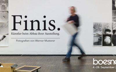 Ausstellung FINIS