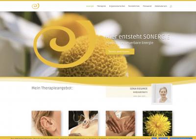 Startseite sonergie-praxis.de