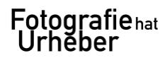 Logo Fotografie hat Urheber